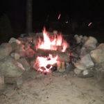 logg fire